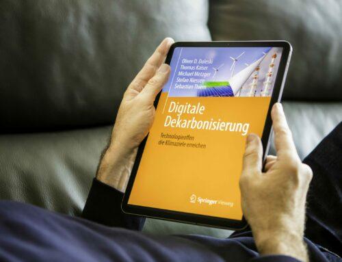 Relaunch Digital Decarbonization – Decarbonization works!